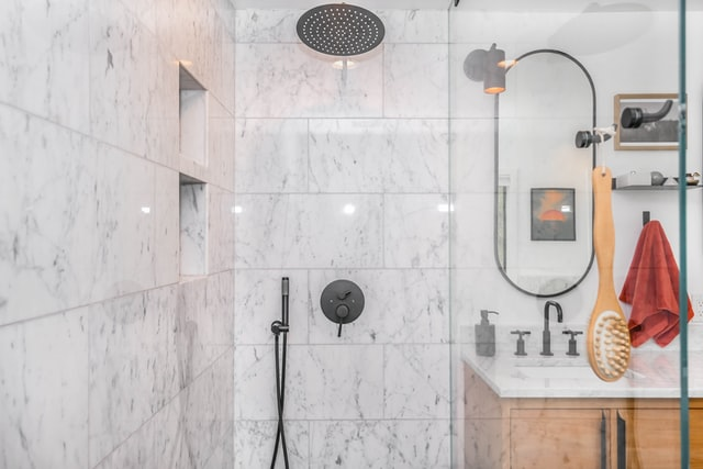 What Is The Standard Shower Head Height?